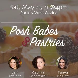 Accessories - This Sat. May 25 Posh & Sip Porto's West Covina!